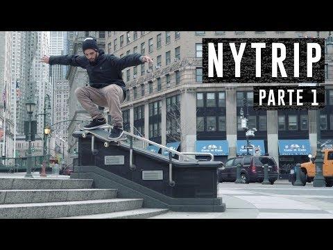 NEW YORK TRIP 2018 - Parte 1 - Ivan Freitas