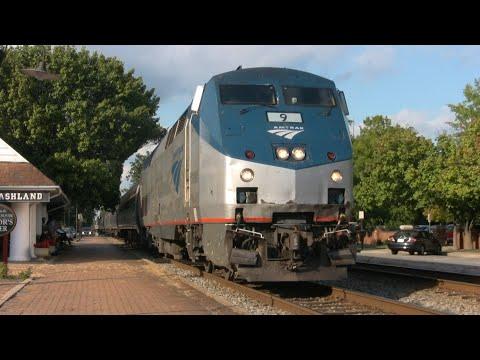 Ashland VA 9.19.09: Engine, Engine, Number 9
