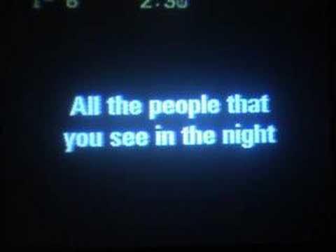 the joker and the thief. wolfmother. karaoke. full lyrics.
