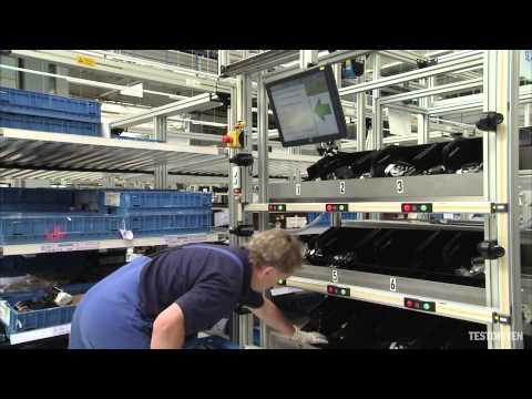 Mercedes S-Class Production, Sindelfingen, 2013 - Part 2