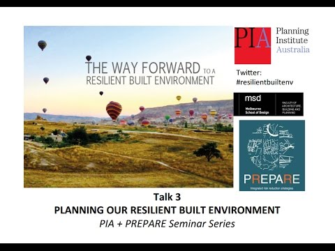 The Way to a Resilient Built Environment Video