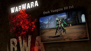Dark Age (Forsaken World). PVP Arena Movie. Dark Vampire gameplay