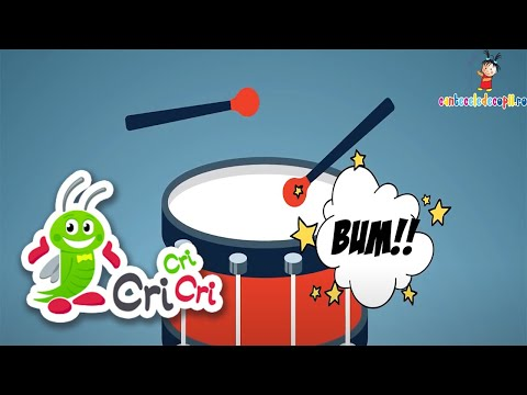 Toba - Cantece pentru copii - CriCriCri