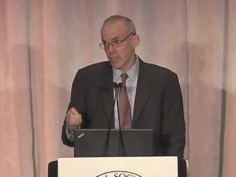 2012 GSA President's Medalist - Bill McKibben
