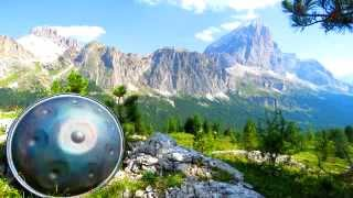 1 HOUR  Handpan  \ Pantam relaxing Solo  Chilout