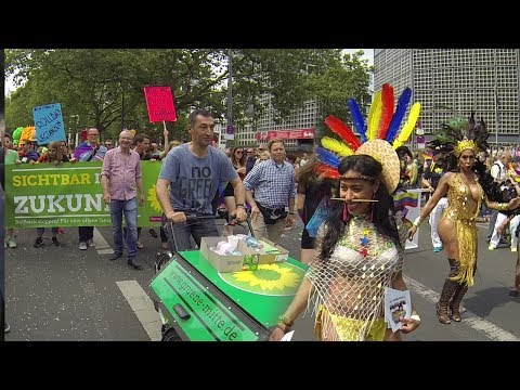 CSD BERLIN - Christopher Street Day Parade 2017
