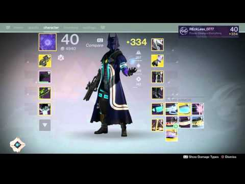 Destiny: The Taken King - Future War Cult (FWC) Exotic Class Armor Quest!!