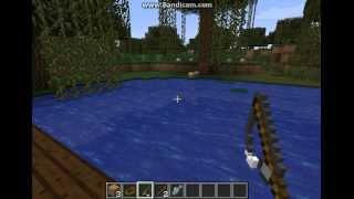 Selin Minecraft'ta - Balık Nasıl Tutulur?