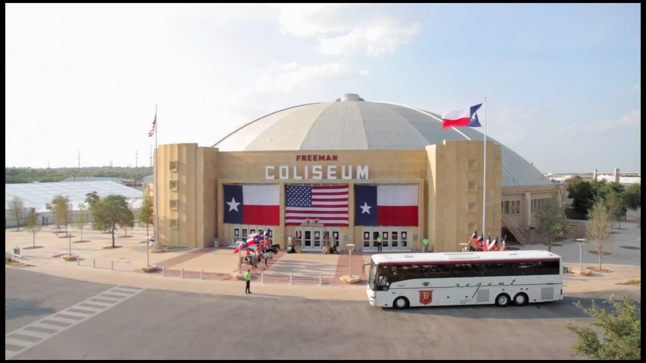 Freeman Coliseum San Antonio - YouTube Joe Freeman Coliseum