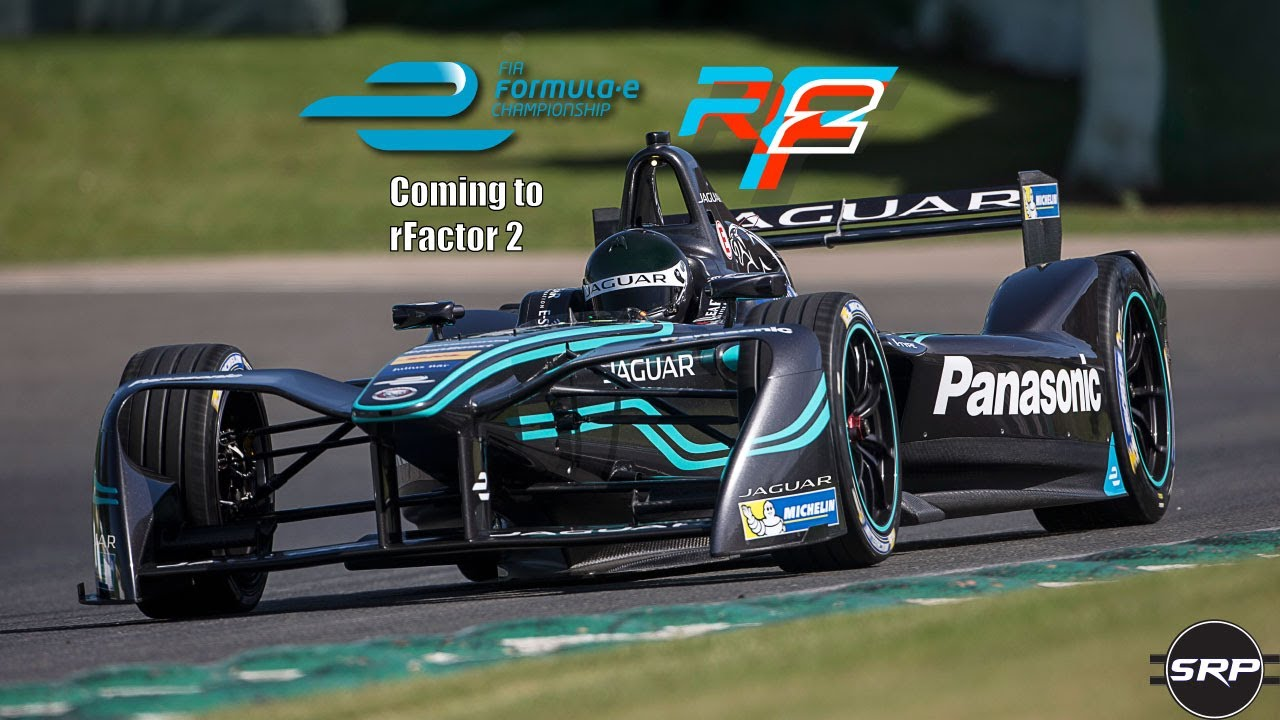 rFactor 2 to feature official formula e content!