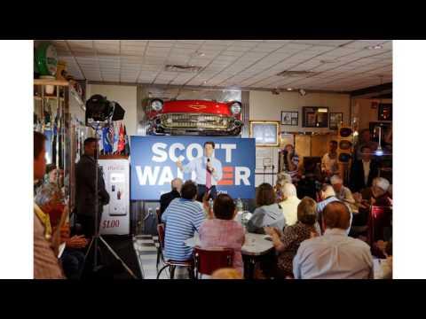 Scott Walker presidential campaign, 2016