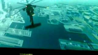 "Grand Theft Auto IV ""Helicopter Battle P:1"" w/ MrPrabu & George_69r"