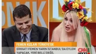 FEMEN kızları neden soyunuyor?