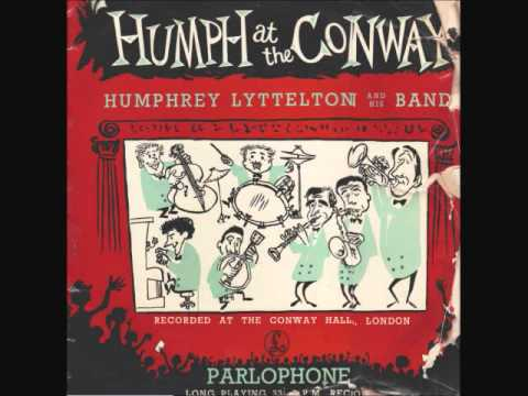 Humphrey Lyttelton and his Band 1954 Texas Moaner - Coal Black Shine (Live)