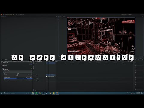 HOW TO ADD HITFILM EFFECTS INTO VEGAS [AE ALTERNATIVE]