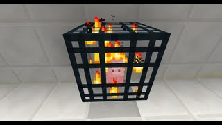 How to get Pig Spawner, Custom Nether Portal & Command Block in 1.5