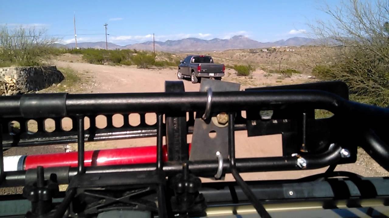 48 Quot Hi Lift Jack Mounts Jeep Wj Youtube