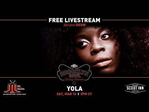 Yola :: 3/16/19 :: Brooklyn Bowl Family Reunion :: SXSW 2019