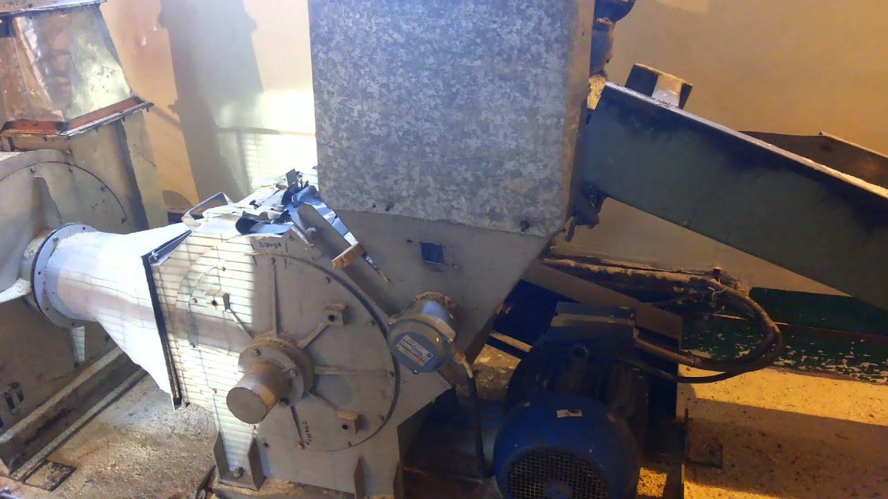 Молотковая дробилка измельчение древесного мусора дробилка ксд 600 в Уфа