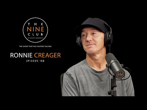 Ronnie Creager | The Nine Club With Chris Roberts - Episode 188