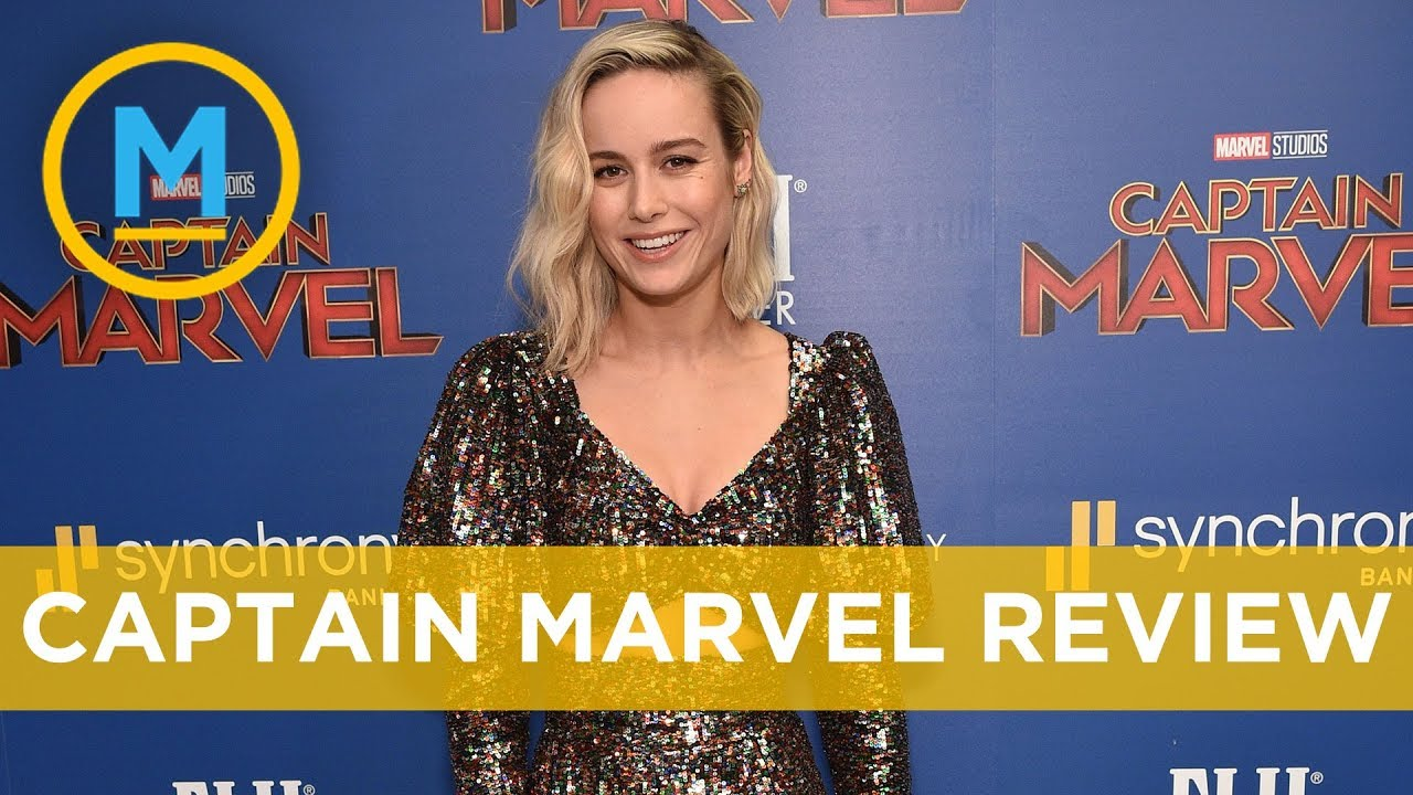 not everyone is excited about 'captain marvel' | your morning