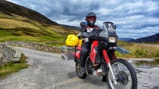Left Side Ride 2013 - Motorbike Adventure Scotland - Ireland - England