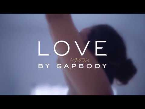 LOVE Your You / Sarah Larson / My Name is -- Love by GapBody Fall 2018