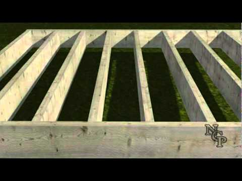 1  Composite Deck Building  Substructure  YouTube