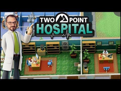 Ärzte im Dauerstress - Two Point Hospital #23 [Gameplay German Deutsch]