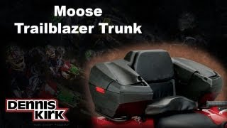 Trailblazer ATV Trunk from Moose at Dennis Kirk