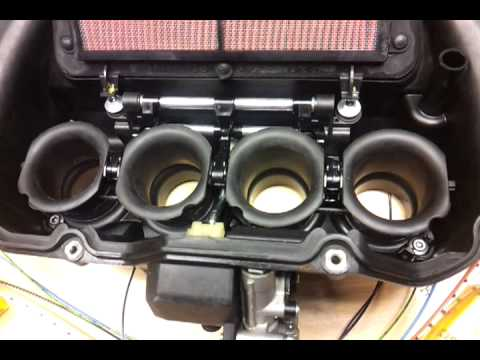 Variable Intake Kms Duxe Mp4 Youtube