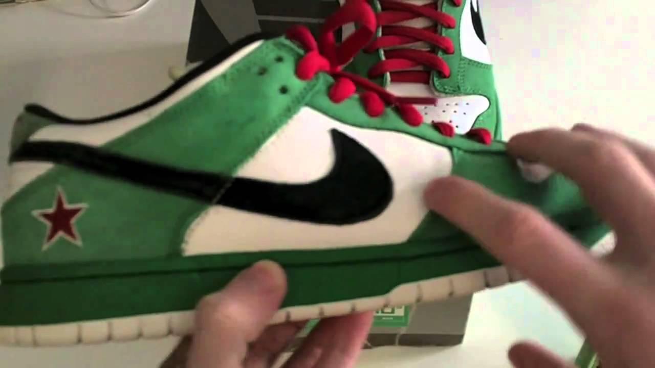 brand new 563ba bc538 Nike Sb Heineken Review