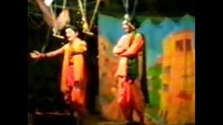 SATYA HARISCHANDRA - D V SUBBA RAO KATI SCENE 1