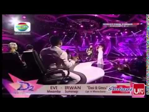 Irwan feat evi dasi & gincu romantis banget