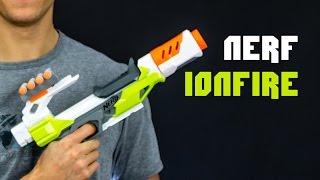Nerf Modulus Ionfire - Modyfikacje pistoletu snajperskiego - Nerfoteka.pl Video