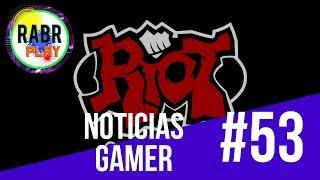 Noticias Gaming #53 TWD - RIOT - XBOX - NHL -PUBG