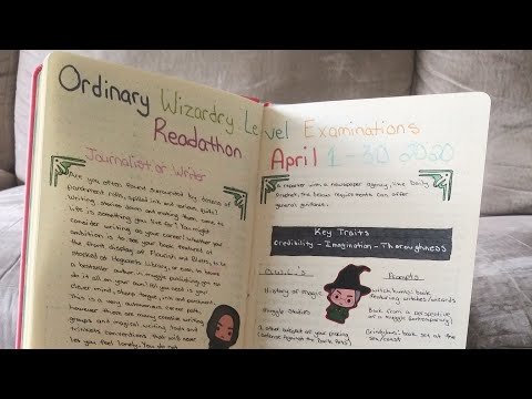 MAGICAL READATHON TBR   OWLs from YouTube · Duration:  9 minutes 52 seconds