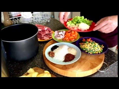 Slow Cooker Lamb Forequarter Chops