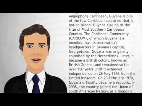 Guyana - Wiki Videos