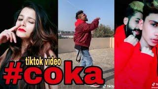 #coka sukhe and all tiktok family video //#cokapanjabisong//