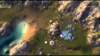 Supreme Commander Epic #17 - Voodoo vs Congreve