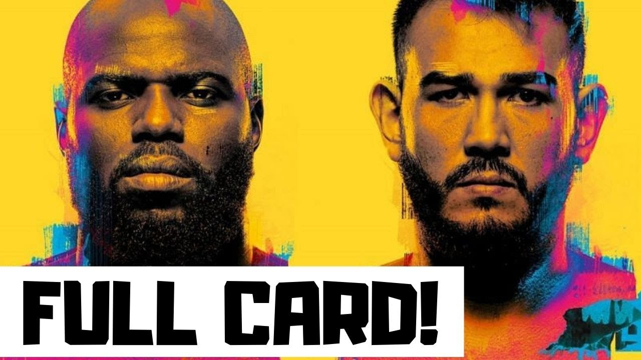 UFC Fight Night_ Rozenstruik vs. Sakai odds, predictions: MMA ...