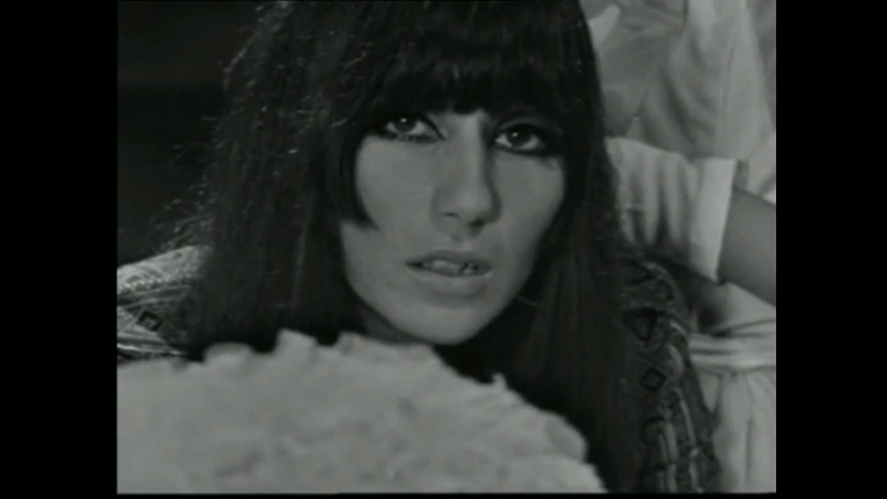 3ef97b70adf Sonny & Cher (French TV) 1966 rehearsals - rare - YouTube
