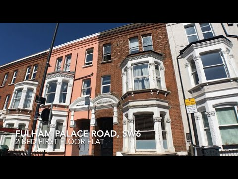 Fulham Palace Road, London SW6