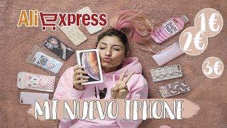HAUL  ALIEXPRESS CARCASAS Y UNBOXING DE MI IPHONE XS MAX / Primeras impresiones / @patrizienta