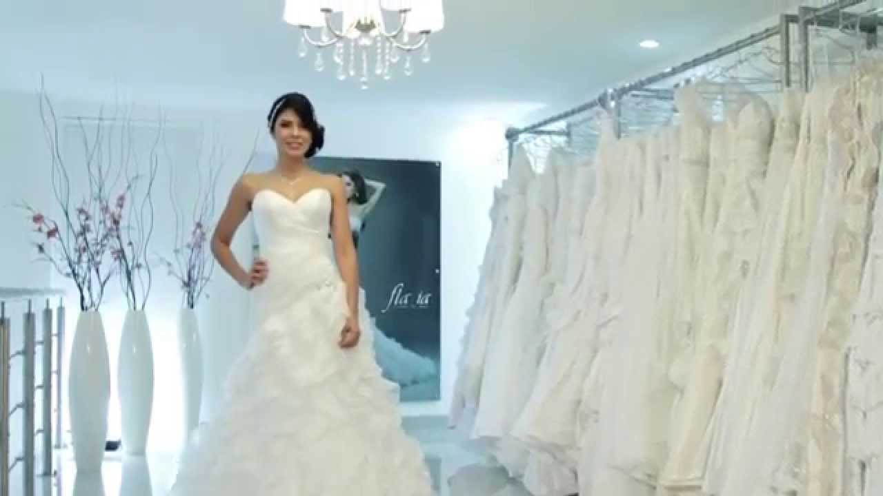 Fantastic Vestido De Novia Alquiler Photos - Colorful Wedding Dress ...
