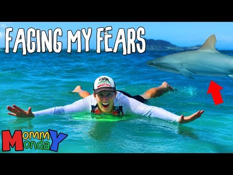 Conquering My Worst Fear    Mommy Monday
