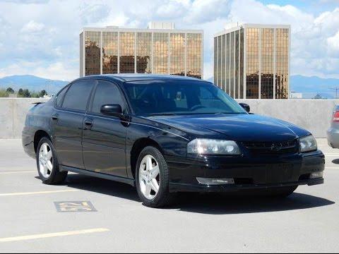 2004 chevrolet impala ss supercharged sedan for sale youtube. Black Bedroom Furniture Sets. Home Design Ideas
