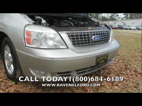 2004 FORD FREESTAR REVIEW  SEL  FOR SALE  RAVENEL FORD
