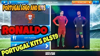 How To Change Portugal Logo And Kits In Dls18 - Travel Online